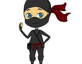 #61 for Kids Ninja Illustration af GFXNinja