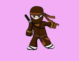 #6 for Kids Ninja Illustration af almaktoom