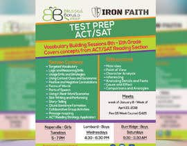 #30 for Flyer ACT Prep by noorbd500