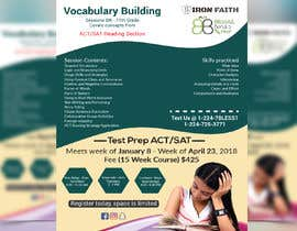 #27 for Flyer ACT Prep by PixelPalace