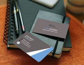 #457 pentru Design some Business Cards de către raselhossain0055