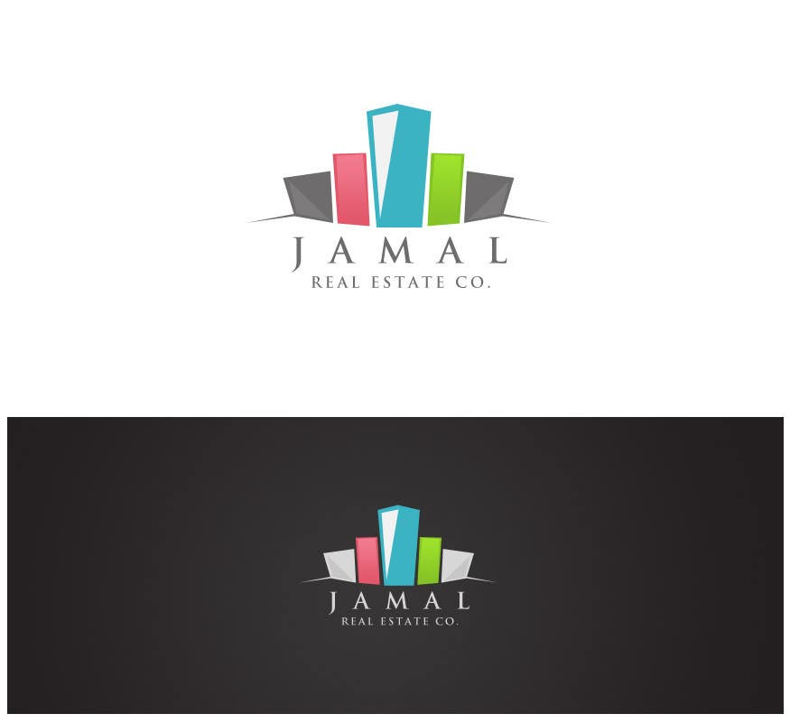 #99 for Logo for Jamal Real Estate Co. by Anamh