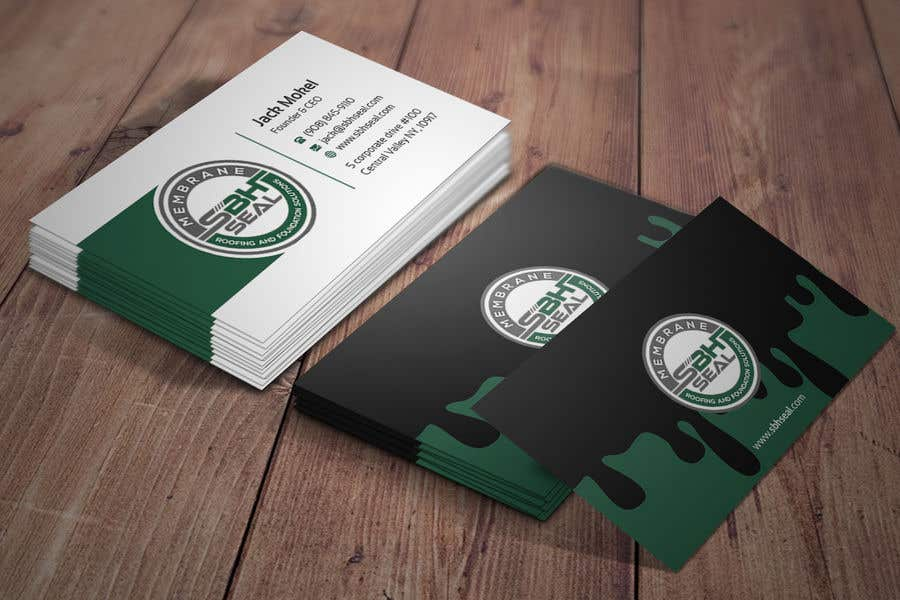 Entry #117 by iqbalsujan500 for Design Nice Business Cards ...