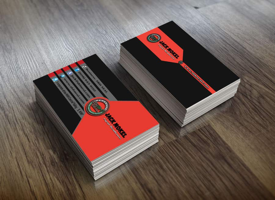 Entry #237 by mejbha for Design Nice Business Cards | Freelancer