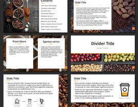 #26 สำหรับ PPT Template for Business Pitch โดย tereez