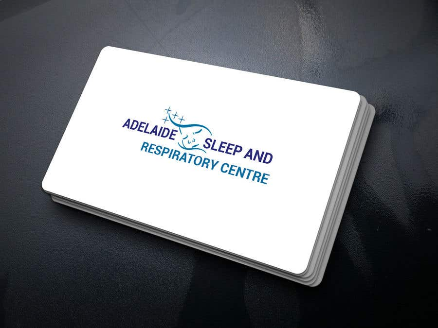 Entry 58 by bachchubecks for design a logo and business card for contest entry 58 for design a logo and business card for adelaide sleep and respiratory reheart Choice Image