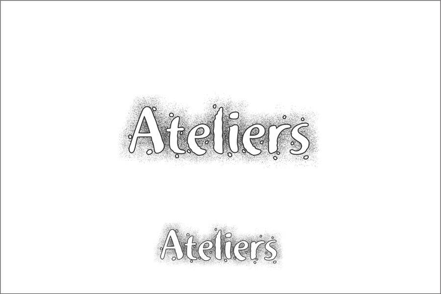 Конкурсная заявка №161 для Logo Design for ateliers