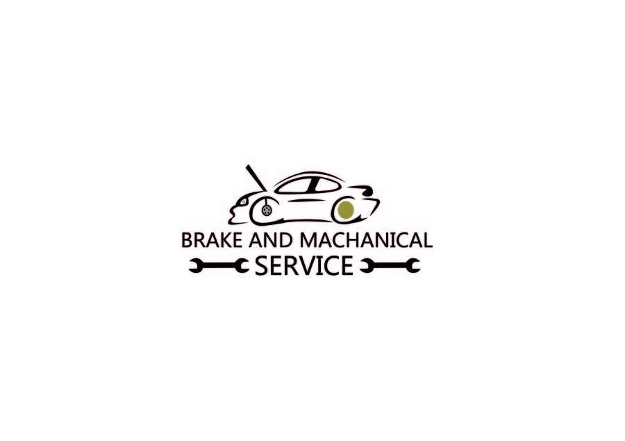 Penyertaan Peraduan #                                        16                                      untuk                                         Design a Logo for Brake & Mechanical Service