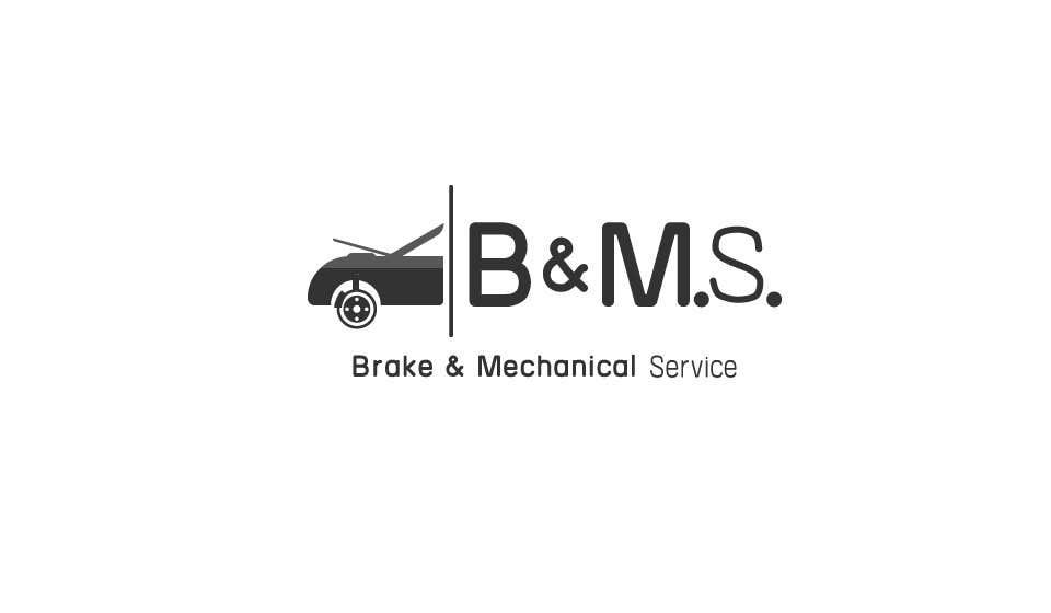 Penyertaan Peraduan #                                        19                                      untuk                                         Design a Logo for Brake & Mechanical Service