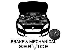 #21 untuk Design a Logo for Brake & Mechanical Service oleh CantorMihai