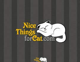 nº 117 pour Logo Design for Nicethingsforcats.com par RBM777
