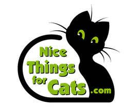 #183 cho Logo Design for Nicethingsforcats.com bởi Vlad35563
