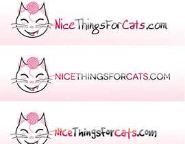 #185 for Logo Design for Nicethingsforcats.com by amandafifield