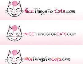 #185 cho Logo Design for Nicethingsforcats.com bởi amandafifield