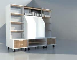 #7 para Stylish Design for a Work Station por LUC14