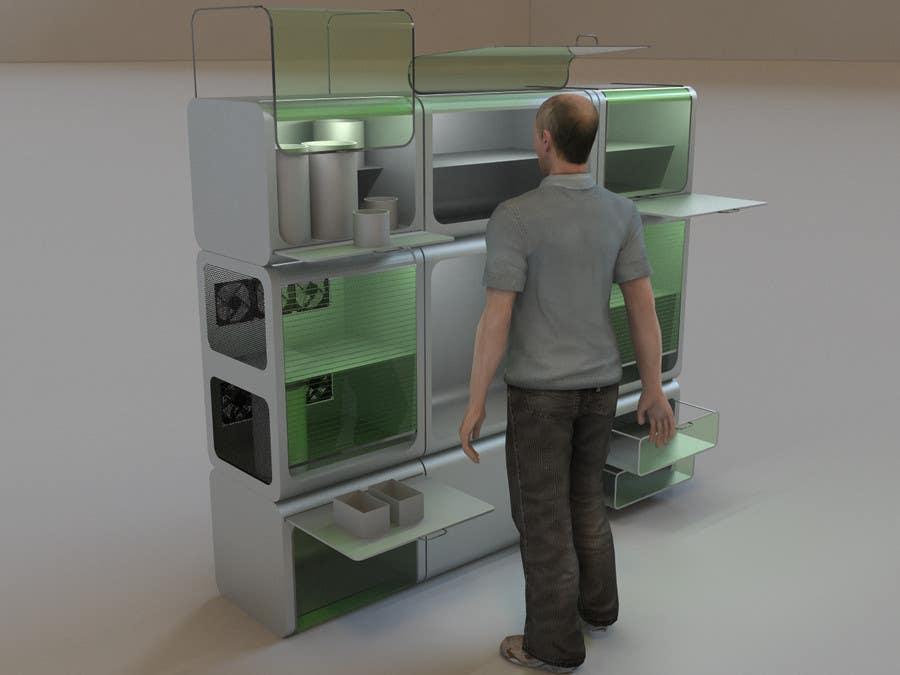 Inscrição nº                                         13                                      do Concurso para                                         Stylish Design for a Work Station