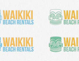 #43 for Logo Design for WaikikiBeachRentals.com by yanninicolaides