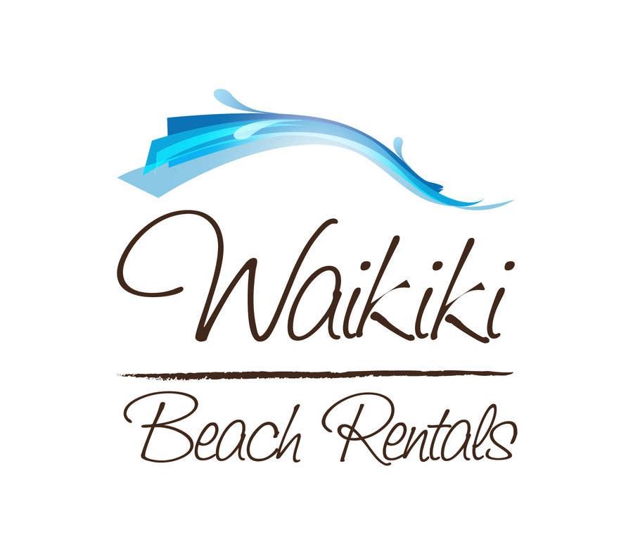 Penyertaan Peraduan #                                        16                                      untuk                                         Logo Design for WaikikiBeachRentals.com