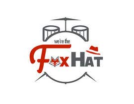 "#25 , I have a classic rock band called Fox Hat. We need a logo with a Fox Hat and also the words Fox Hat.  above the logo you can put, in smaller fonts, ""We're the""  The idea is that it will read ""We're the FOX HAT"" 来自 desperatepoet"