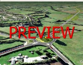 #12 for 3D model the Sudbury, Suffolk, UK Bypass Road af carminec76