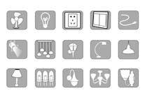 Proposition n° 93 du concours Graphic Design pour Illustration Category Header/Tile Design for Coronet Lighting