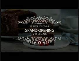 Nro 64 kilpailuun Grand Opening Trailor/Promo Clip käyttäjältä paintedredstudio