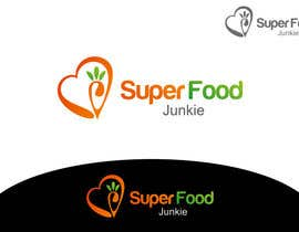 #119 pentru Logo Design for Superfood Junkie de către ImArtist