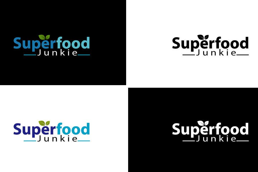 Proposition n°45 du concours Logo Design for Superfood Junkie