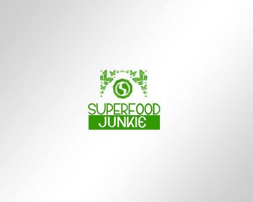Proposition n°                                        96                                      du concours                                         Logo Design for Superfood Junkie