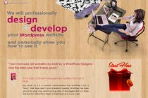Bài tham dự #14 về Graphic Design cho cuộc thi Illustration Design for http://rachaelbutts.com