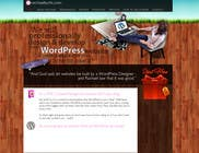 Bài tham dự #21 về Graphic Design cho cuộc thi Illustration Design for http://rachaelbutts.com