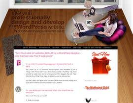 #8 for Illustration Design for http://rachaelbutts.com by marATTACKs