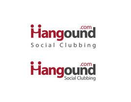 BrandCreativ3 tarafından Logo design for Hangound (hangound.com), a new web social network based in NY. için no 38