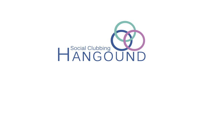 Konkurrenceindlæg #52 for Logo design for Hangound (hangound.com), a new web social network based in NY.