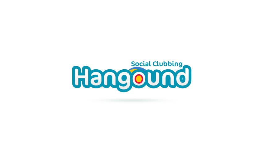 Logo design for Hangound (hangound.com), a new web social network based in NY. için 56 numaralı Yarışma Girdisi