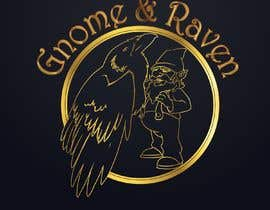Nro 14 kilpailuun Design a Logo for Gnome & Raven käyttäjältä Martin5639