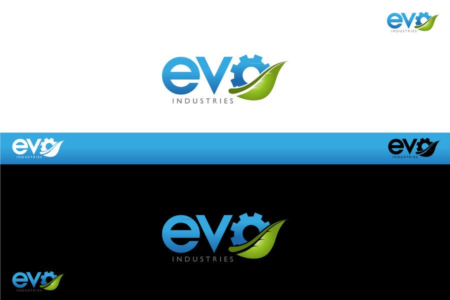 Contest Entry #439 for Logo Design for EVO Industries