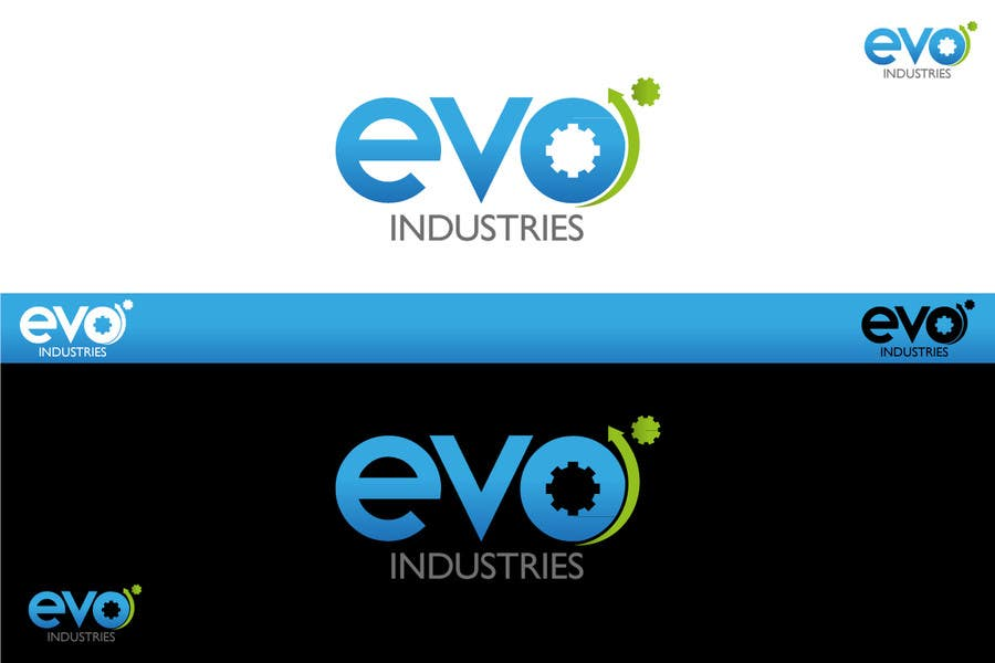 #346 for Logo Design for EVO Industries by faisalkreative