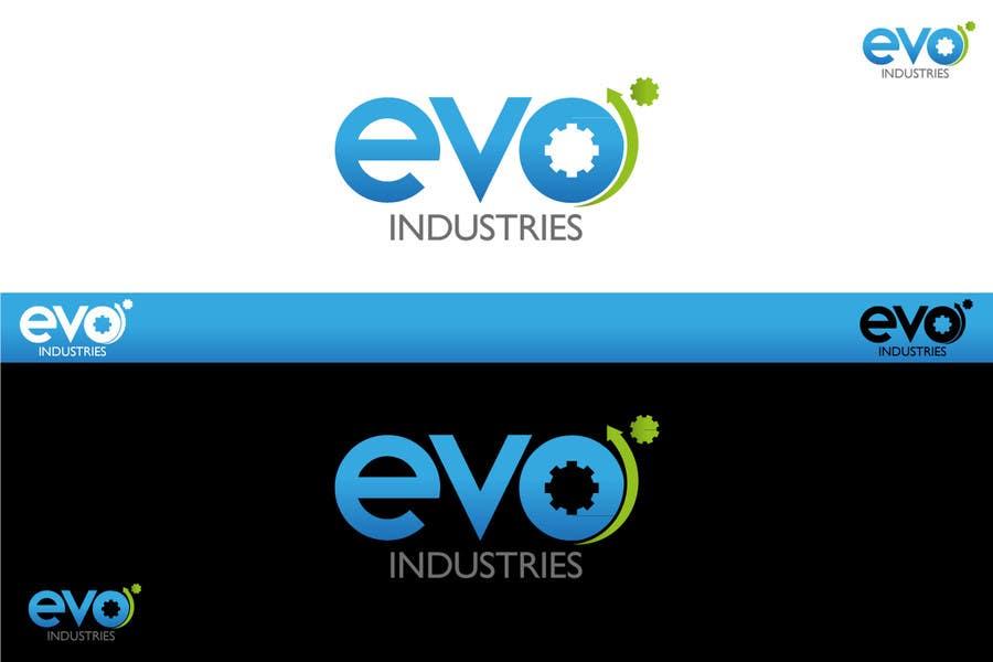Bài tham dự cuộc thi #346 cho Logo Design for EVO Industries