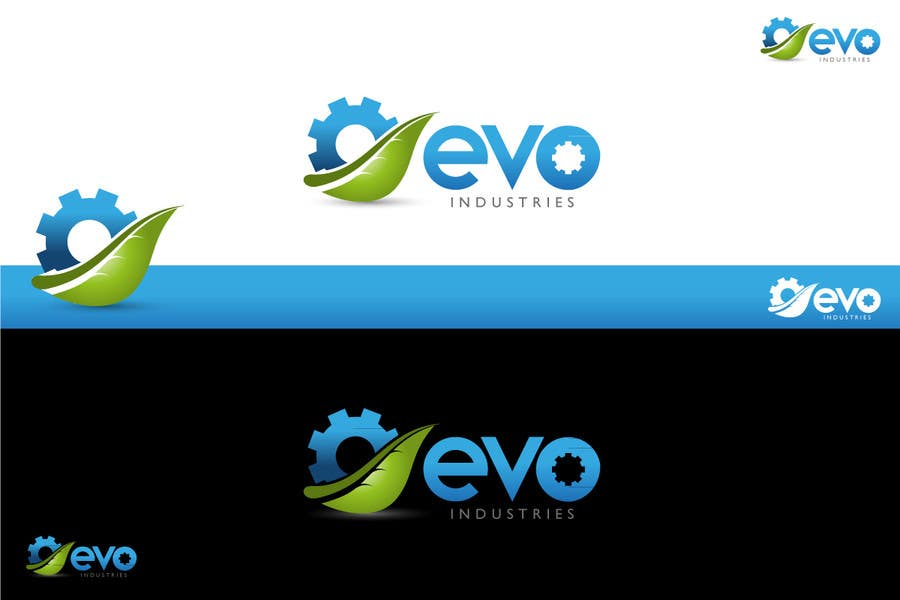 Contest Entry #438 for Logo Design for EVO Industries