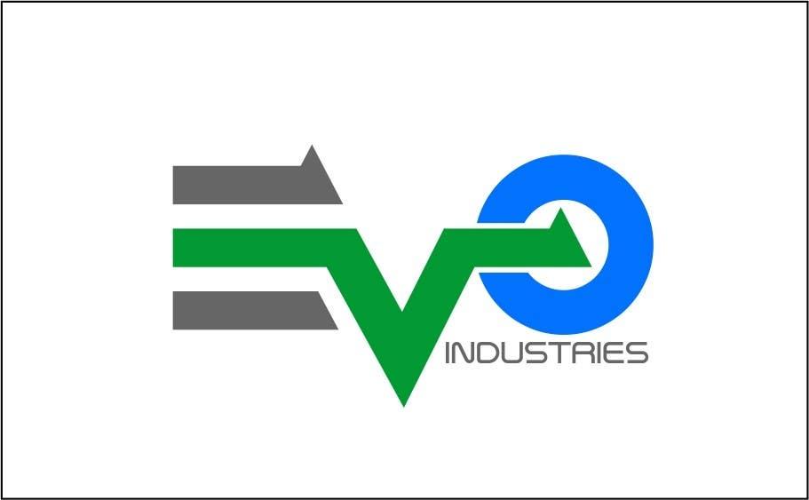Конкурсная заявка №277 для Logo Design for EVO Industries
