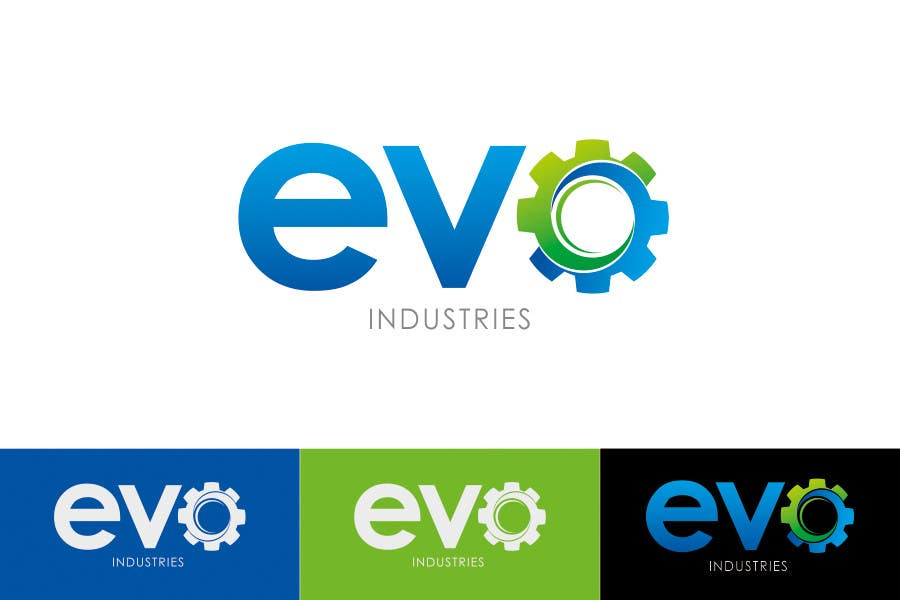 Конкурсная заявка №510 для Logo Design for EVO Industries