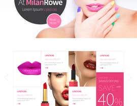 Nro 36 kilpailuun Home page design käyttäjältä agileviztech