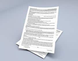 #8 for PDF -> Word (with Basic Design work) af AlaminTalukder