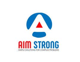 #70 for Design a Logo for a Aim Strong af msshibly