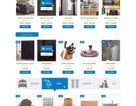 alighouri01 tarafından ecommerce website mockup için no 33