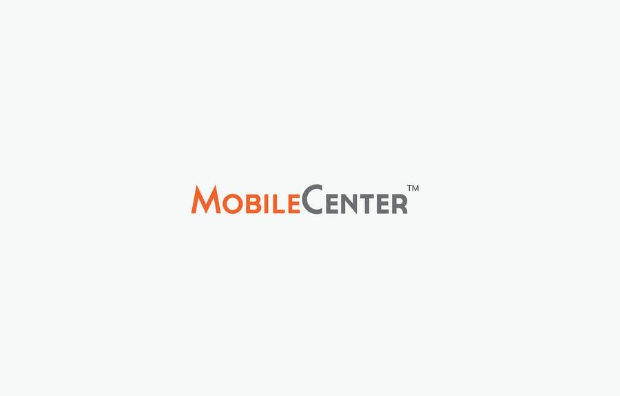 Penyertaan Peraduan #560 untuk Mobile Center (or) Mobile Center Inc.