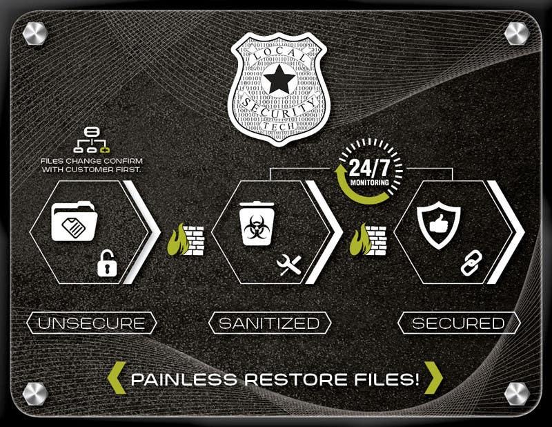 Inscrição nº                                         7                                      do Concurso para                                         Design a Flyer for Local Security Tech