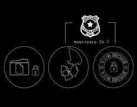 #2 para Design a Flyer for Local Security Tech por Ruxi91