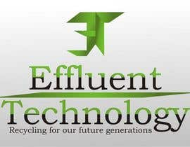 #128 cho Logo Design for Effluent Technology bởi zguby